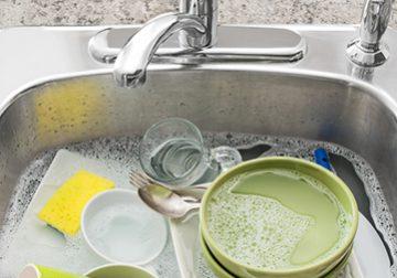 1人暮らしに!洗剤を使わずにできるシンク掃除のコツ3つ!のイメージ画像