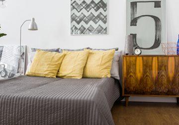 プチDIYで見違える! 1人暮らしの和室をオシャレにする方法のイメージ画像