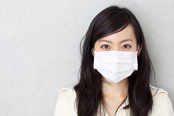 マスクだけでは不十分! 屋内のPM2.5対策についてのイメージ画像