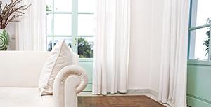 カーテンを選ぶシンプルなコツのイメージ画像