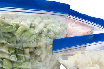おいしさを保つ! 食品を冷凍保存するときの4つのコツのイメージ画像